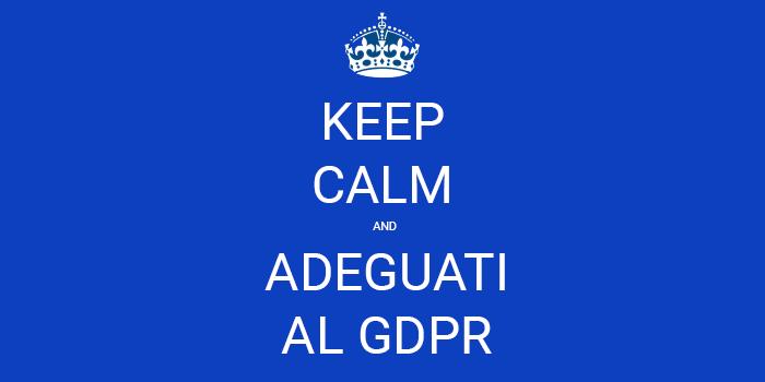 il nuovo GDPR in 5 semplici punti