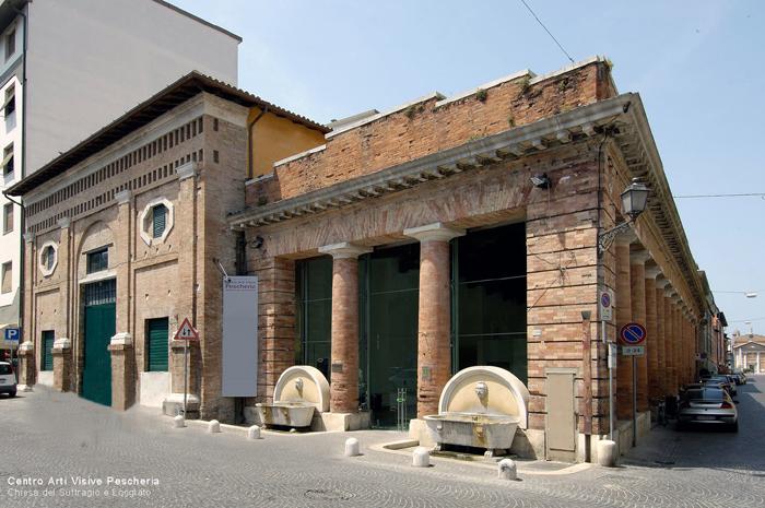Centro arti visive Pescheria Pesaro